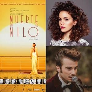 """Imagen de Entrevista Didac Flores y Paula Moncada """"Muerte en el Nilo"""""""