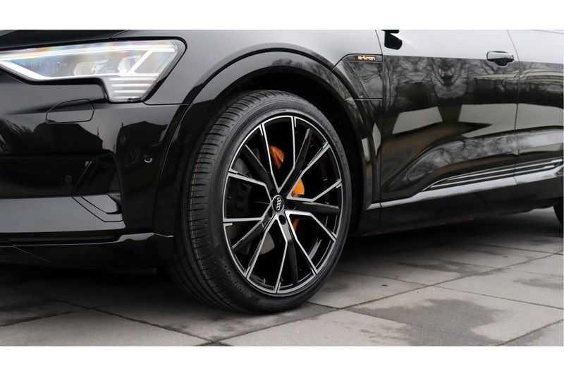 Audi e-tron 55 quattro Advanced S Line excl. BTW Panoramadak, B&O, S Sportstoelen, DAB, Head-Up Display afbeelding 6