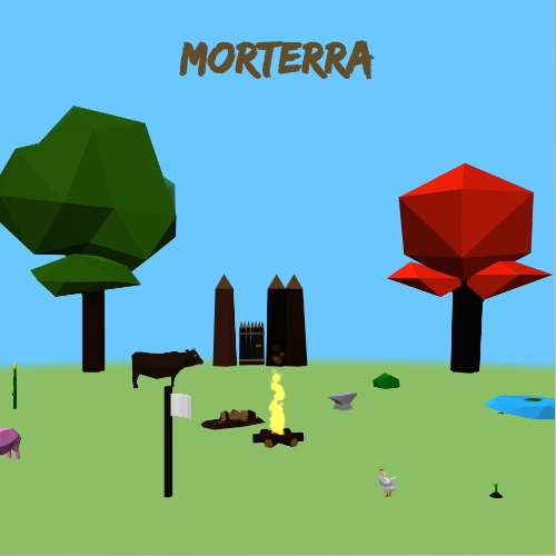Morterra - Survival Sandbox