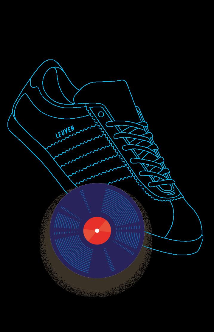 Bert Deckers Creative Half Oogst shoe draft