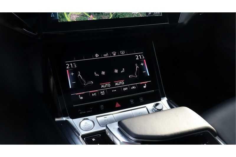 Audi e-tron 55 quattro Advanced Bang & Olufsen, Panoramadak, Head-Up Display, Soft-Close afbeelding 14