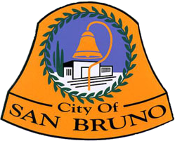 logo of City of San Bruno