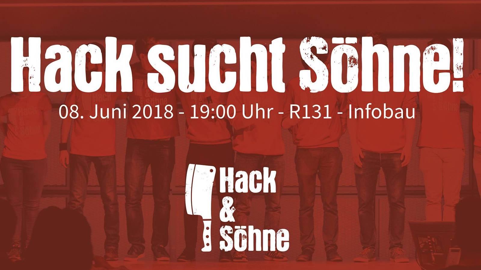 Hack Sucht Söhne SS