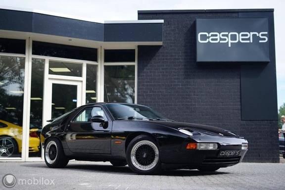 Porsche 928 5.0 S4 Coupé | BBS | Black on Black