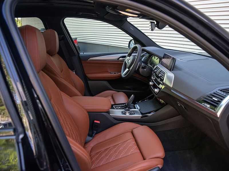 BMW X3 M40i xDrive - Individual Leder - Panorama - ACC - Harman Kardon - Memoryzetels afbeelding 10