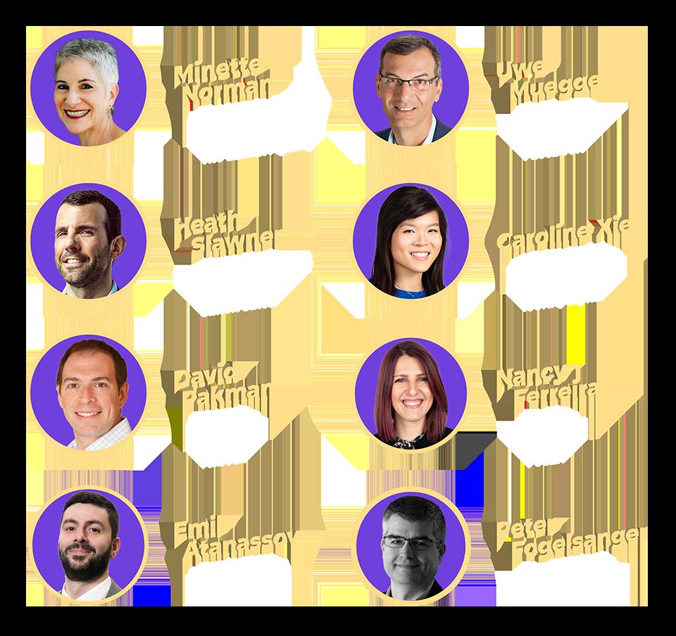 Global Ready 2021 Speakers