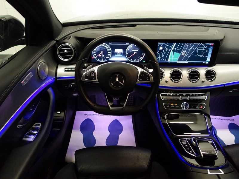 Mercedes-Benz E-Klasse Estate 43 AMG 4MATIC Prestige 402pk Aut- Pano, Keramisch, Widescreen, Full! afbeelding 7