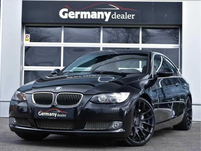 BMW 3 Serie Coupe 335i High Executive M-Perf uitlaat Leer Navi Breyton velgen 1e eigenaar afbeelding 7