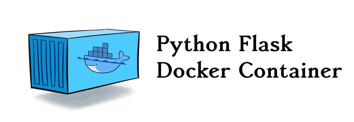 python flask docker