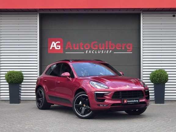 Porsche Macan 3.0 D S 258PK, Sportchrono, Sport/design, Pano, 18 Way, Bose, Luchtvering, Sportuitlaat, PDLS, LMV'21