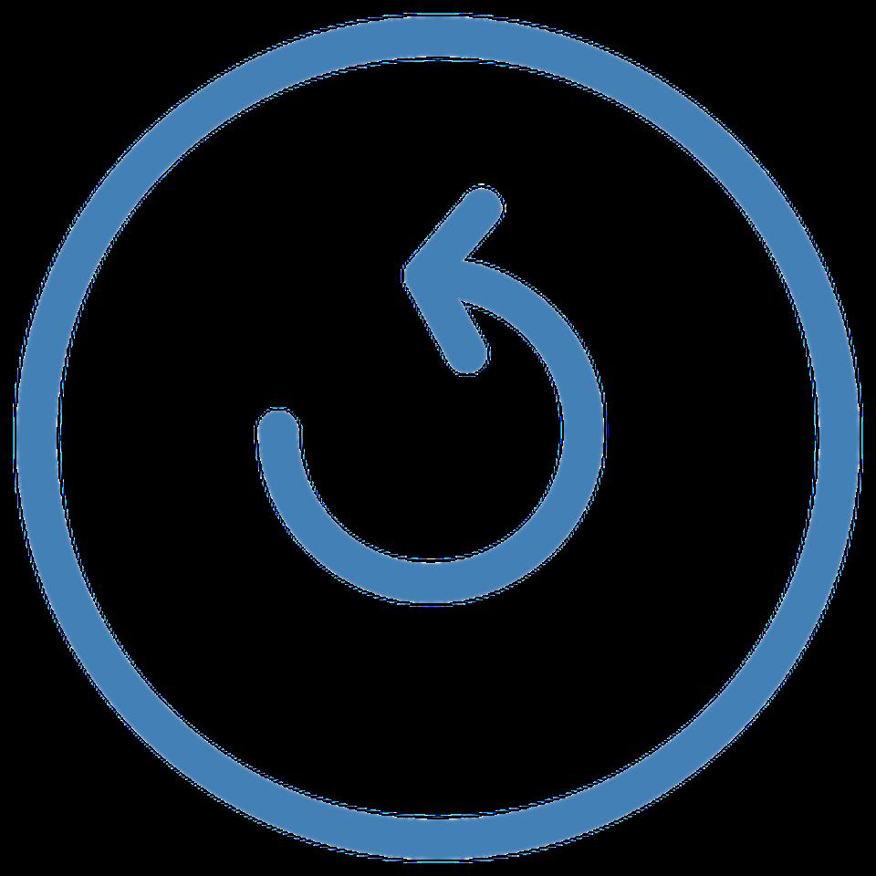 Icon of a refresh arrow