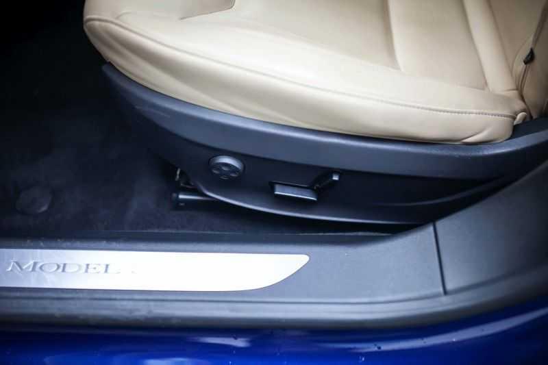 """Tesla Model S 85D Base *Pano / 21"""" / Prijs ex. BTW* afbeelding 24"""