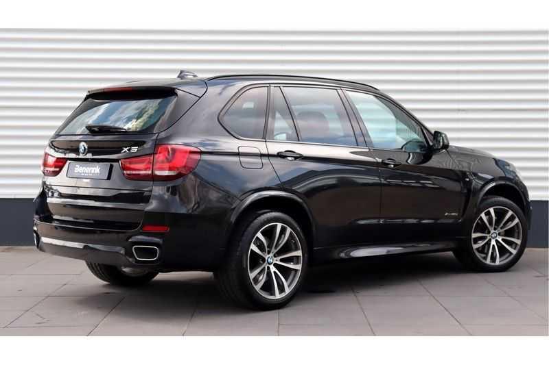 BMW X5 xDrive40d High Executive M Sport 7p. Panoramadak, Head-Up display, Harman/Kardon afbeelding 10