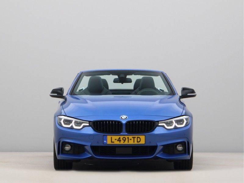 BMW 4 Serie Cabrio 430i High Exe M-Sport afbeelding 12