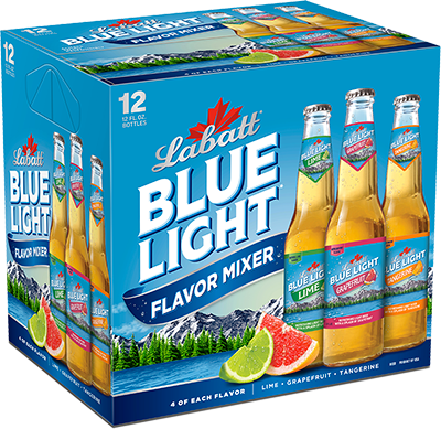 Labatt Blue Light Summer Mixer