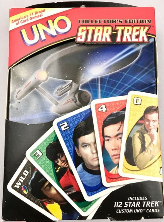 Star Trek Uno (Collector's Edition)