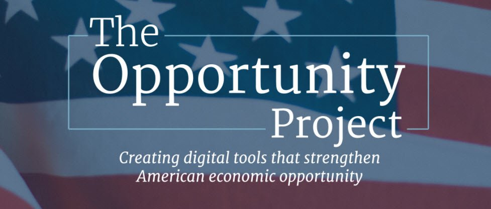 Participating in The Census Opportunity Project