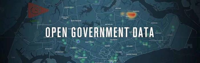 Open data resources for government data
