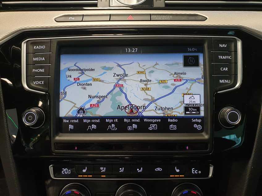Volkswagen Passat 1.4 TSI GTE Highline EX BTW Navigatie Panoramadak LED PDC Clima Cruise 17`LM afbeelding 10