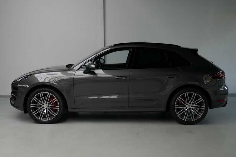 Porsche Macan 3.6 Turbo Performance - Burmester audio afbeelding 4