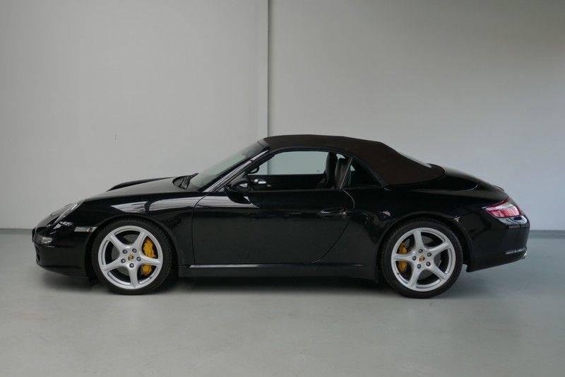 Porsche 911 Cabrio 3.8 Carrera S Keramisch - Sport chrono afbeelding 15