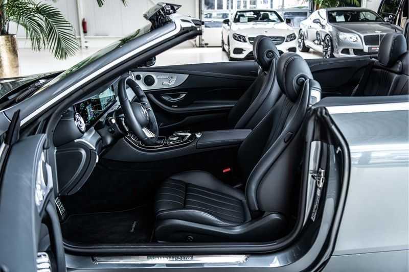 Mercedes-Benz E-Klasse Cabrio 300 AMG   Nieuw Model!   Head-up Display   Memory   Drivers Package   afbeelding 25