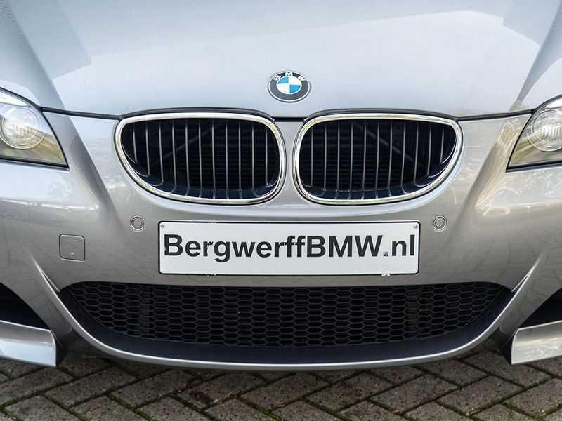 BMW 5 Serie M5 H6 - Manual - Volleder - 79.998km! afbeelding 4