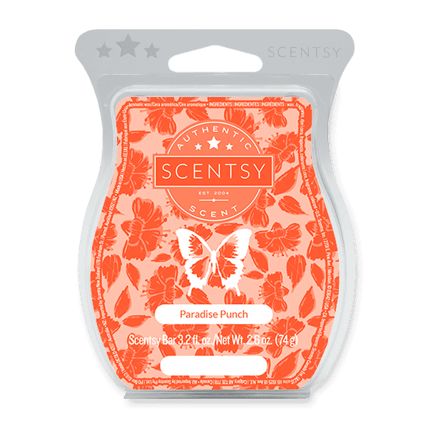 Picture of Paradise Punch Scentsy Bar