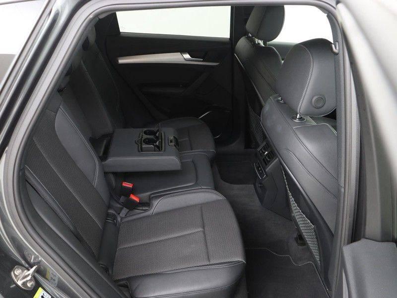 Audi Q5 50 TFSI e 299 pk quattro S edition   S-Line  Matrix LED koplampen   Assistentiepakket City/Parking   360* Camera   Trekhaak wegklapbaar   Elektrisch verstelbare/verwambare voorstoelen   Verlengde fabrieksgarantie afbeelding 25