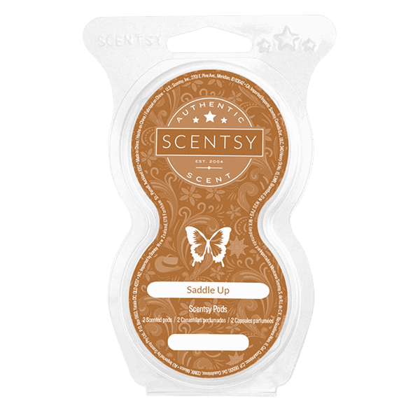 Saddle Up Scentsy Pod Twin Pack