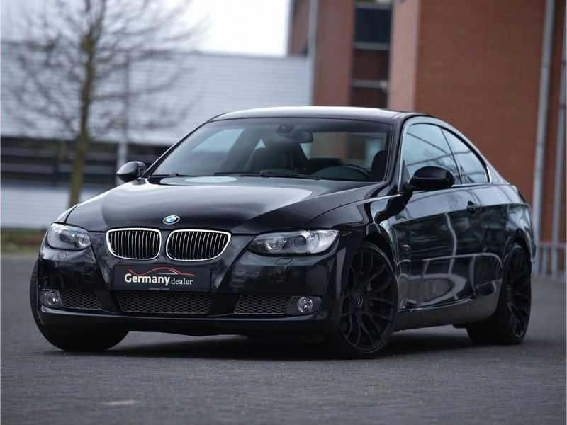BMW 3 Serie Coupe 335i High Executive M-Perf uitlaat Leer Navi Breyton velgen 1e eigenaar afbeelding 14