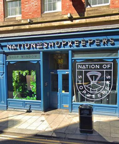 Nation of Shopkeepers front