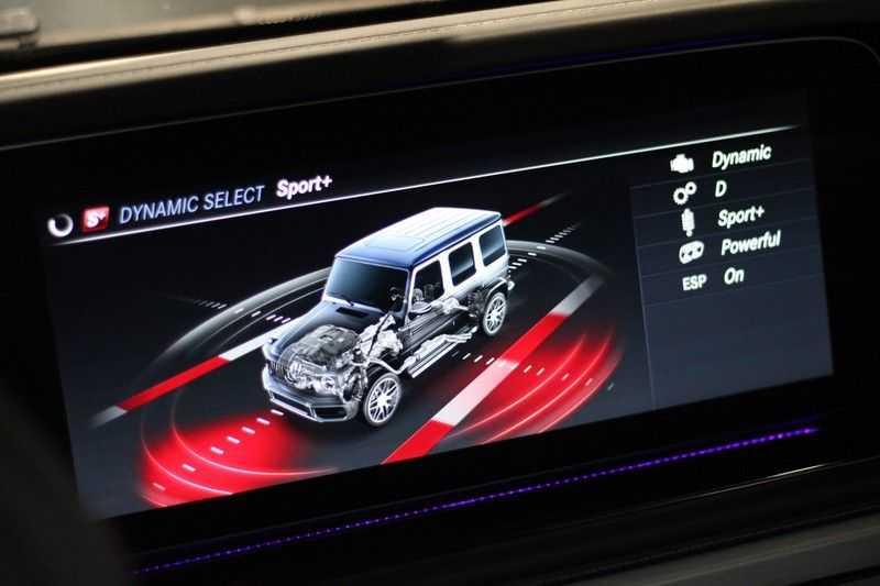 Mercedes-Benz G-Klasse 63 AMG Zeer kompleet! direct leverbaar! afbeelding 21