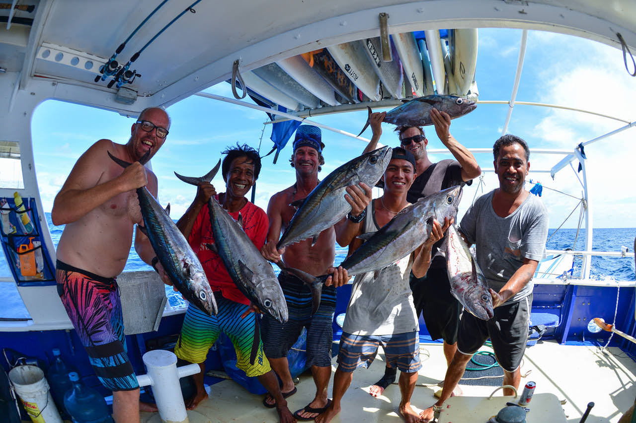 Orca Laut Surf Charter Mentawai Surfing Trip Group