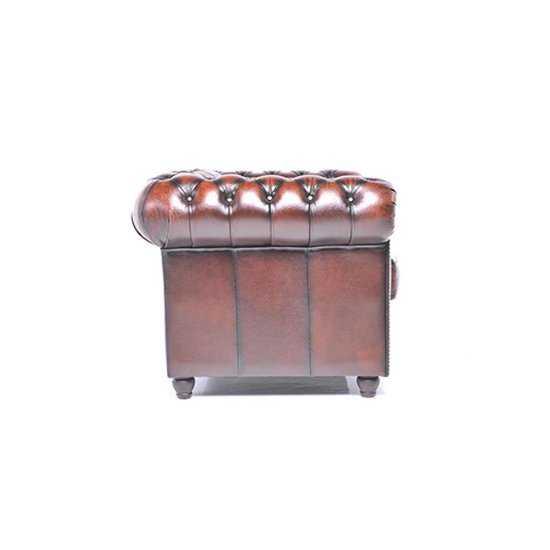 The Original Chesterfield Brighton 3zitsbank Zetel Salon Antiek Bruin 550x550 Leer