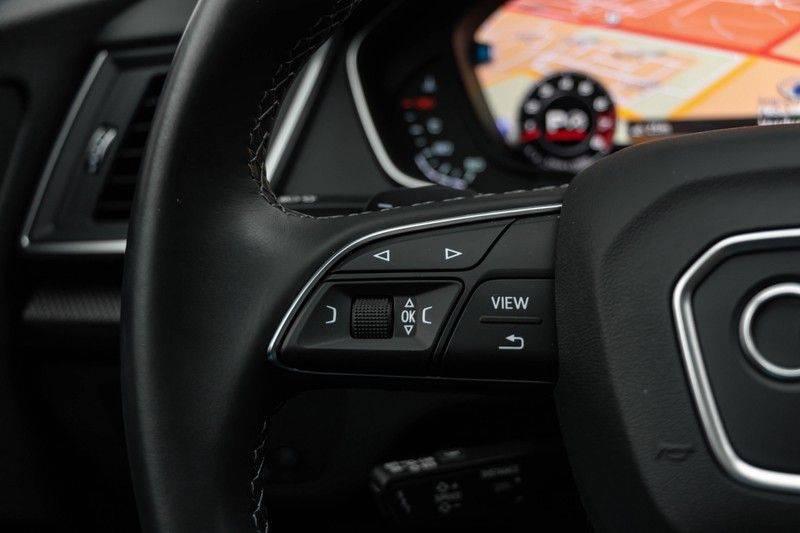 "Audi SQ5 3.0 TFSI 354pk Quattro Black Edition Panoramadak Luchtvering Valconaleder B&O Matrix-Dynamisch Keyless Navi-High ACC DriveSelect  21""Performance Camera Pdc afbeelding 21"
