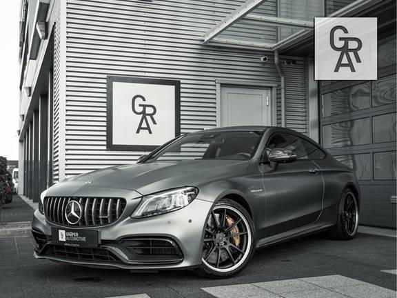 Mercedes-Benz C-Klasse C63 S AMG-klasse 63 AMG S