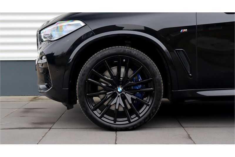 BMW X5 M50d High Executive Harman/Kardon, Panoramadak, Soft-Close, DAB afbeelding 13