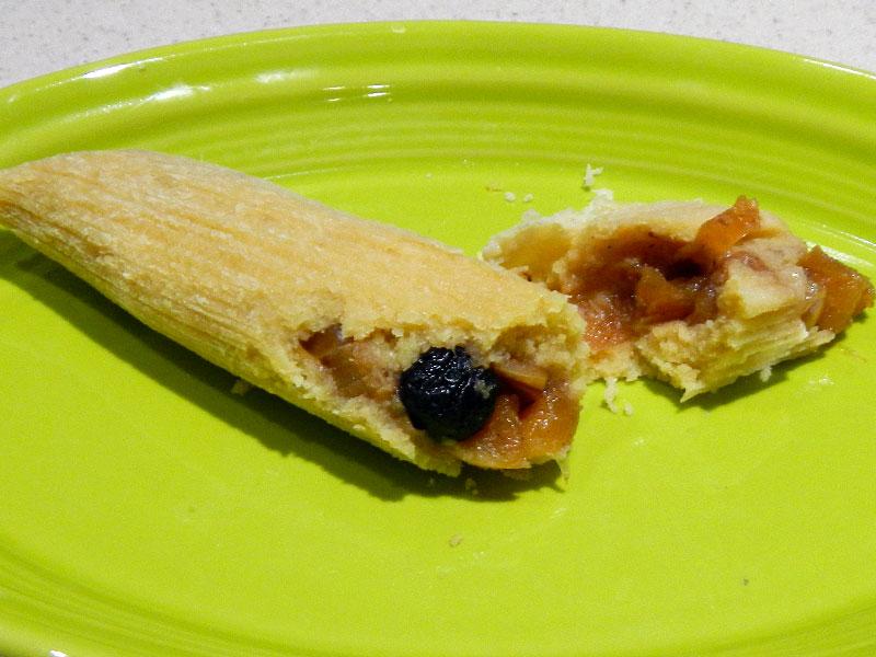 Inside of Sweet Tamale