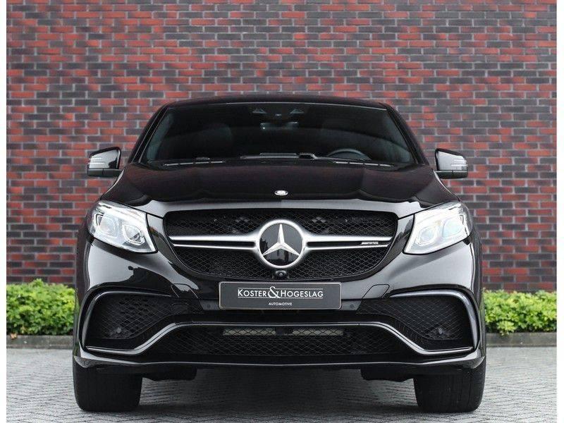 Mercedes-Benz GLE Coupé 43 AMG 4-Matic B&O*TV*Leder*Standkachel*Airmatic*VOL!* afbeelding 20