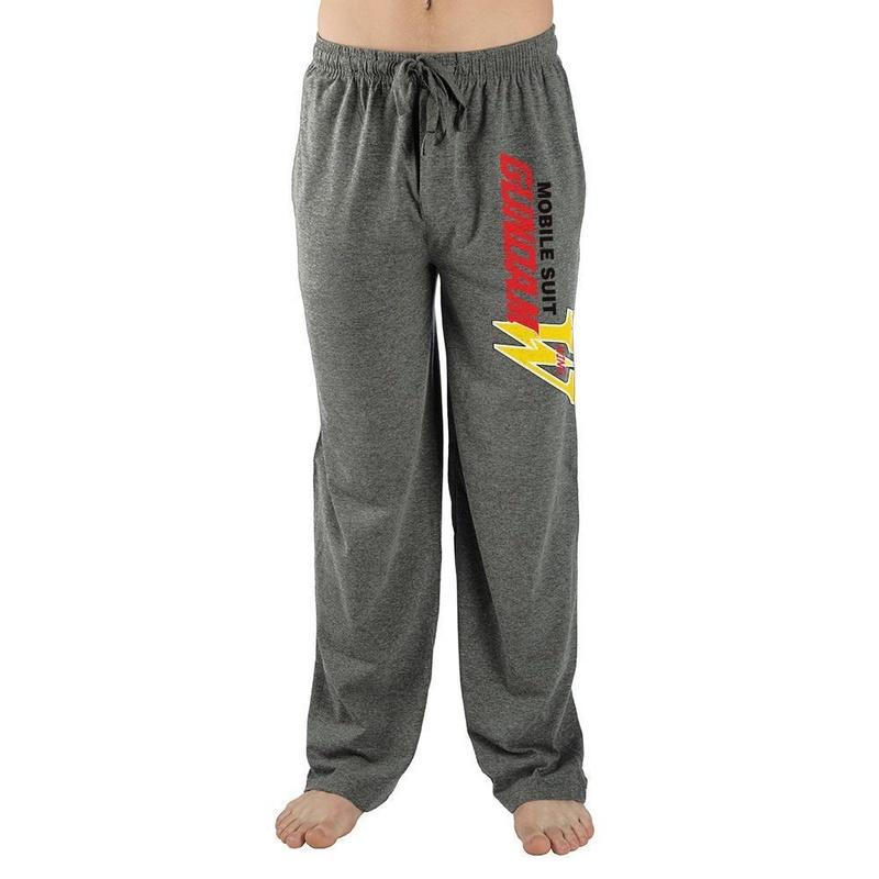 Gundham Grey Sleep Pants