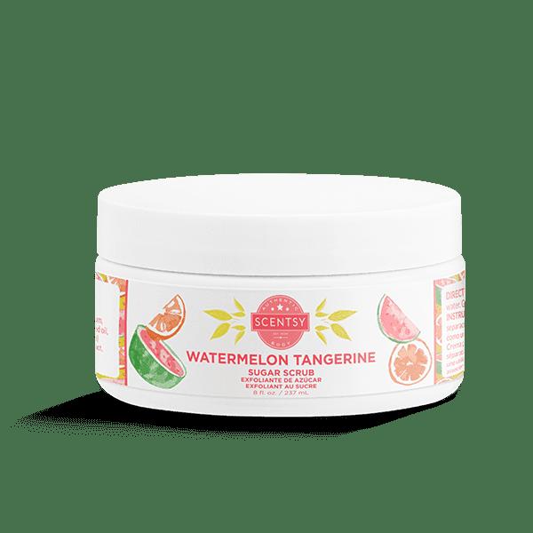 Watermelon Tangerine Sugar Scrub