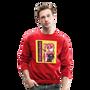 Otakuchan It's an Anime Thing You Don't Understand Unisex Red Sweatshirt Wear