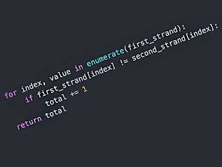 The enumerate built-in function
