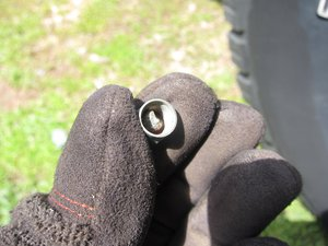 Little Rock Inside Valve Cap