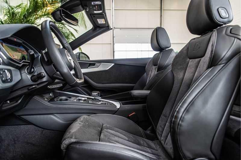 Audi A5 Cabriolet 45 TFSI Sport | S Line | Tour | Sportstoelen | Matrix Led afbeelding 17