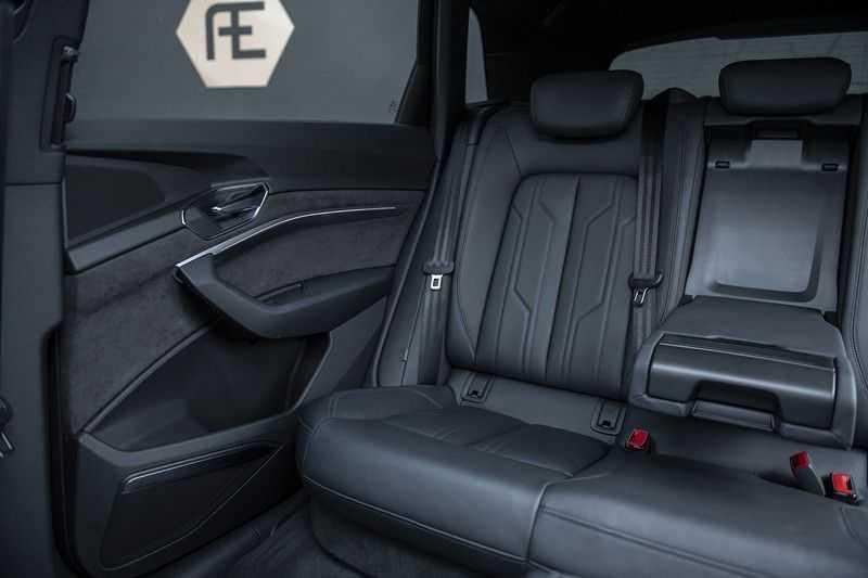 Audi e-tron 55 quattro Advanced Pro Line S 2019 4%+ Excl. BTW+ Full option afbeelding 16