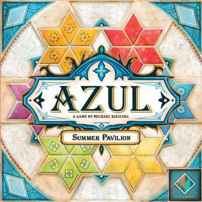 Azul: A királyi pavilon