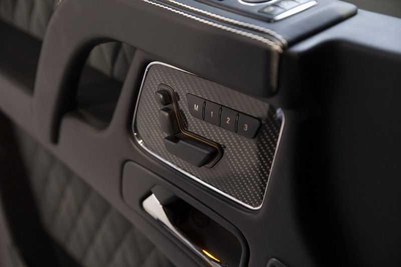 Mercedes-Benz G-Klasse 500 4x4² Designo, Carbon The Beast! afbeelding 16