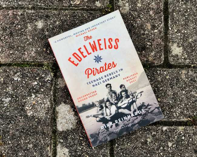 Book Review: The Edelweiss Pirates by Dirk Reinhardt